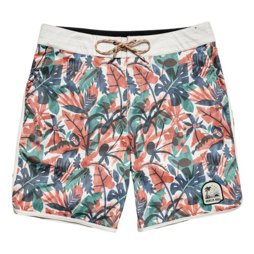 Howler Brothers Men's Stretch Bruja Boardshorts Sherbert_cfc