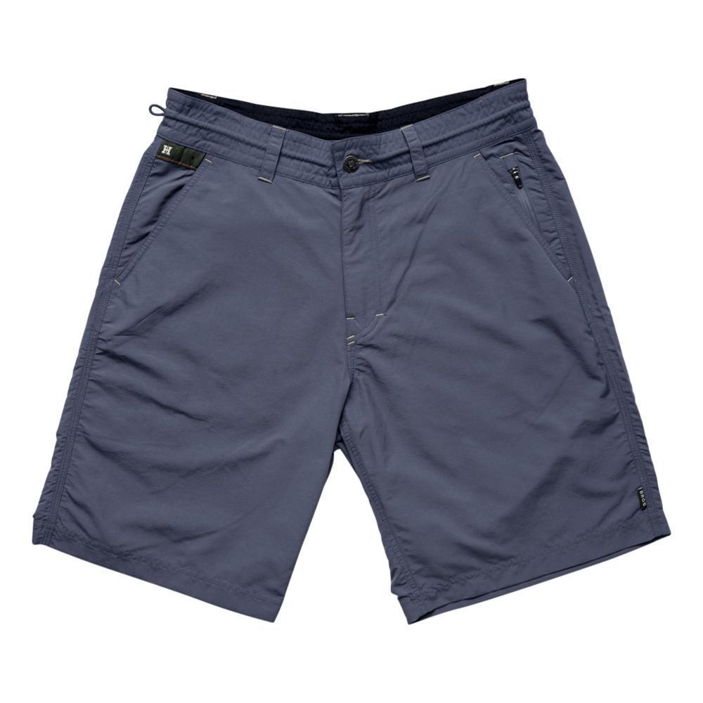 Howler Brothers Men's Horizon Hybrid Shorts 2.0 BLUE_PTL