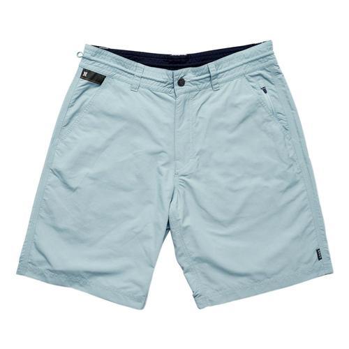 Howler Brothers Men's Horizon Hybrid Shorts 2.0 Seaspray_sfl