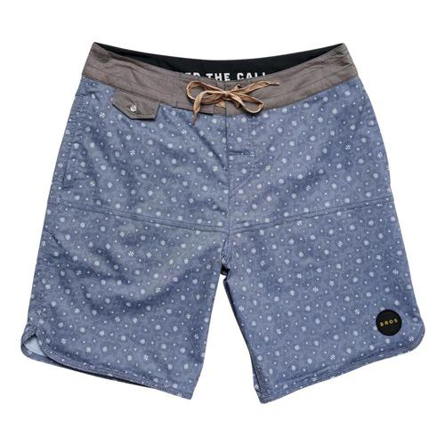 Howler Brothers Men's Stretch Vaquero Boardshorts Lapblue_csf