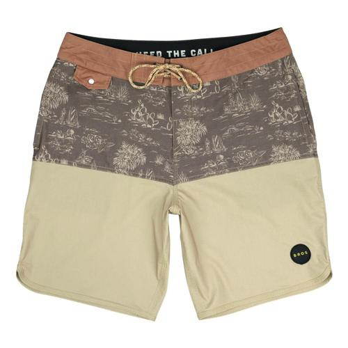 Howler Brothers Men's Stretch Vaquero Boardshorts Ppcocoa_dbp