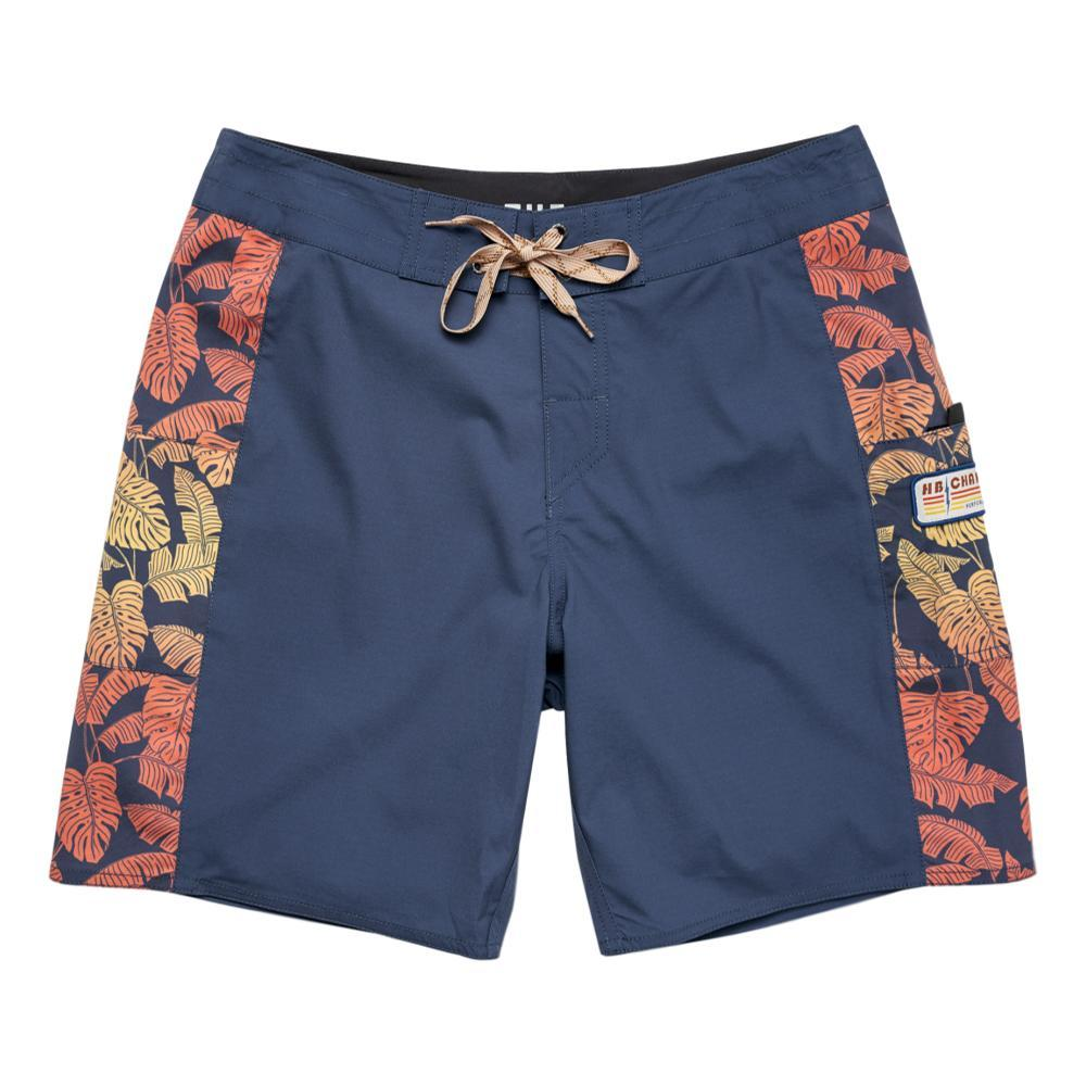Howler Brothers Men's HB Chargers Boardshorts NAVYFADE_PTL