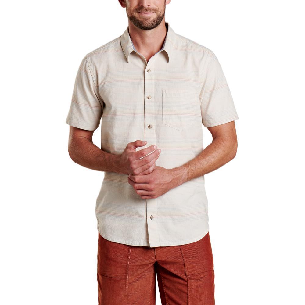 Toad&Co Men's Airlift Slim Short Sleeve Shirt SALT_199