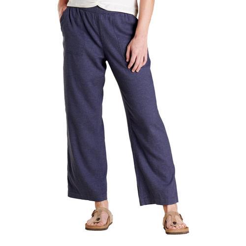 Toad&Co Women's Taj Hemp Pants Truenavy_414