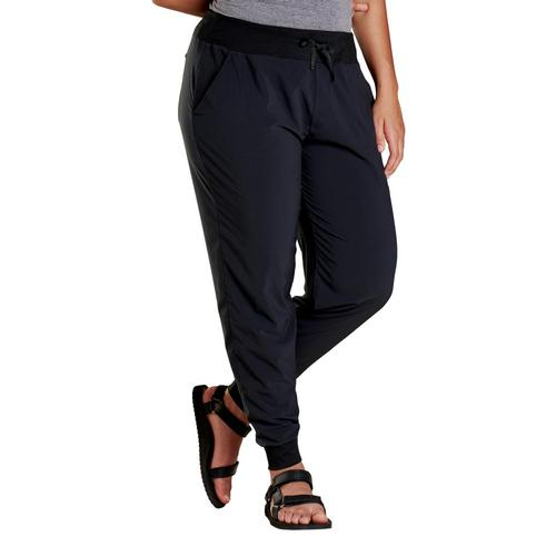 Toad&Co Women's Debug Sunkissed Joggers Black_100