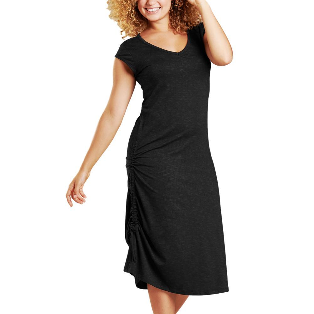 Toad&Co Women's Samba Muse Dress BLACK_100