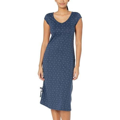 Toad&Co Women's Samba Muse Dress Navygeo_997