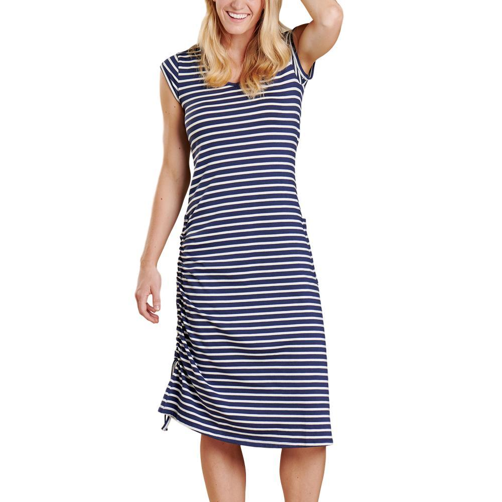 Toad&Co Women's Samba Muse Dress TRUENAVY_964