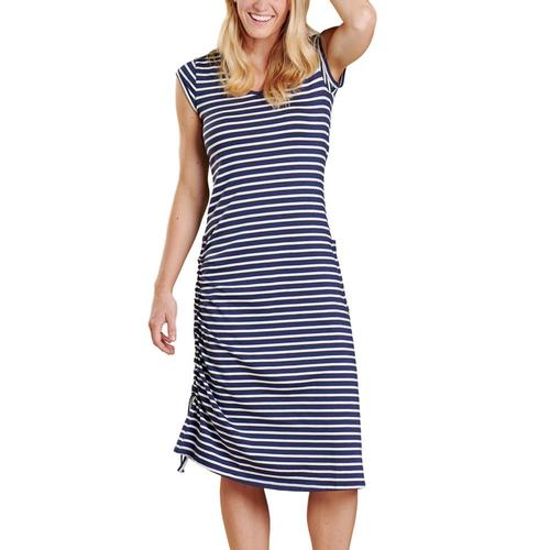 Toad&Co WomenÕs Samba Muse Dress Truenavy_964