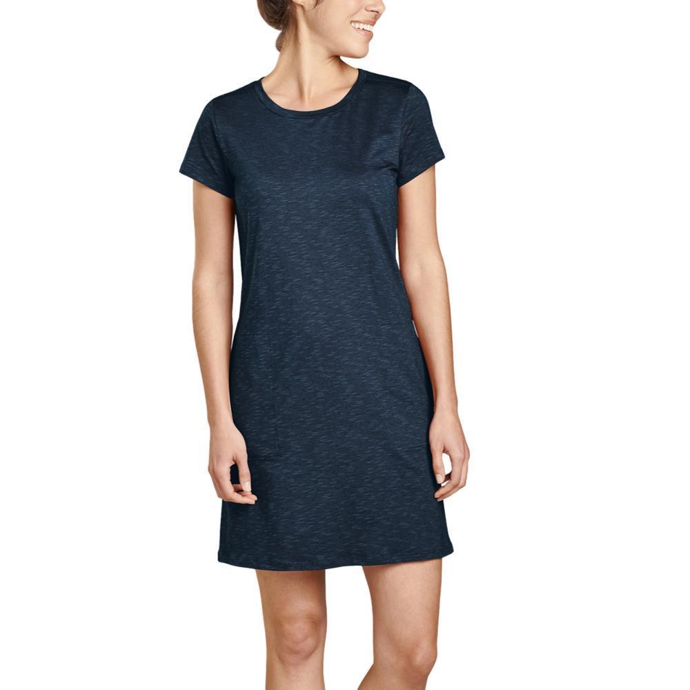 Toad&Co Women's Windmere II Short Sleeve Dress TRUENAVY_414