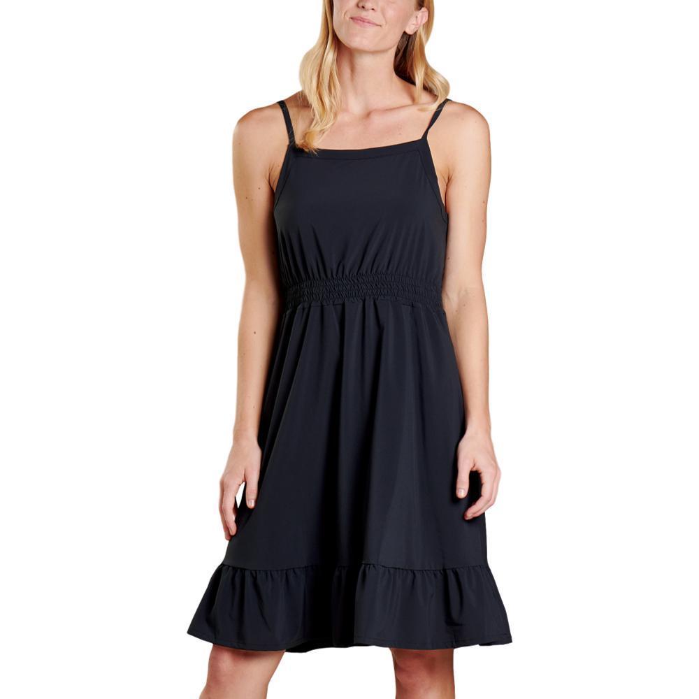 Toad&Co Women's Sunkissed Bella Dress BLACK_100