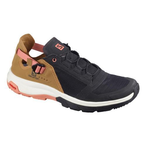 Salomon Women's Tech Amphib 4 Water Shoes Blk.Bstr.Torg