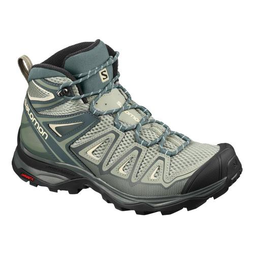 Salomon Women's X Ultra Mid 3 Aero Hiking Boots Shd.Urbc.Bsnd