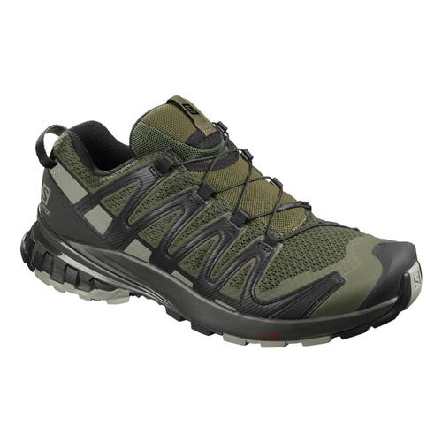 Salomon Men's XA PRO 3D V8 Trail Running Shoes Grplf.Pt.Shd