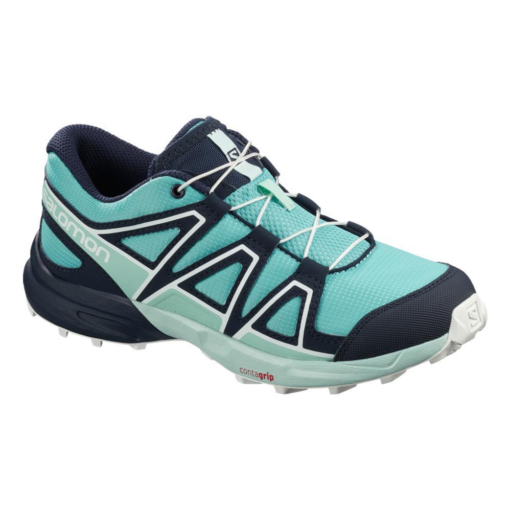 Salomon Kids Speedcross J Shoes MEADOW