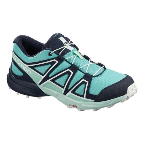 Salomon Kids Speedcross J Shoes Meadow