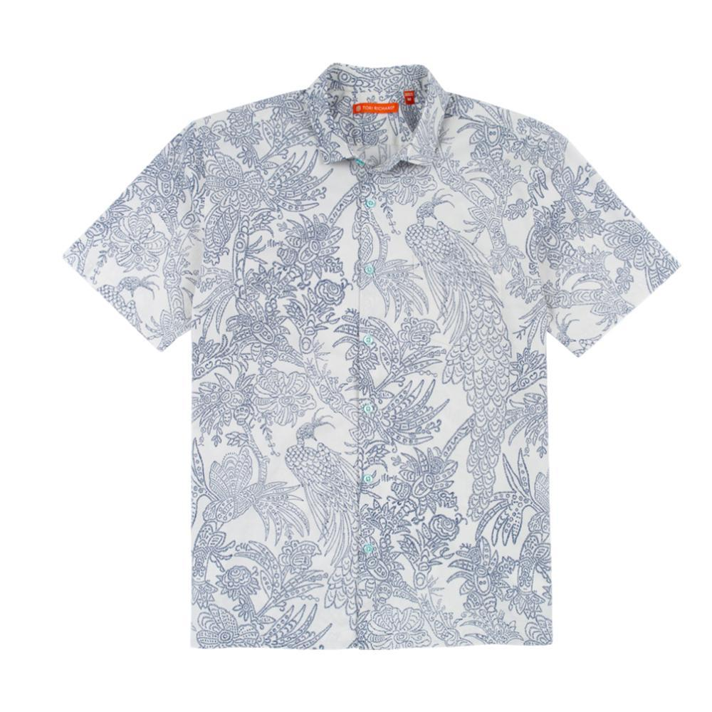 Tori Richard Men's Strut Your Stuff Short Sleeve Shirt NATURAL