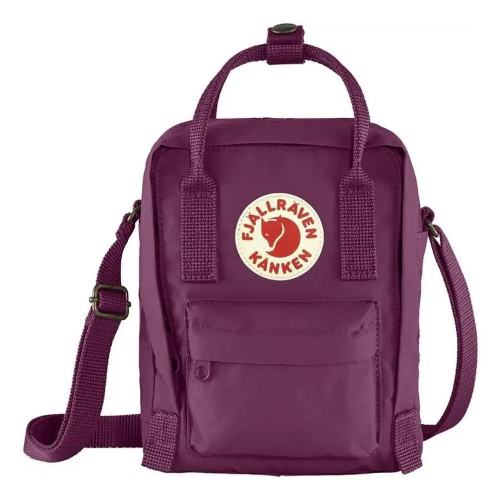 Fjallraven Kanken Sling Shoulder Bag PURPLE_421
