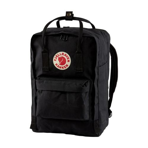 Fjallraven Kanken Laptop - 15in Black_550