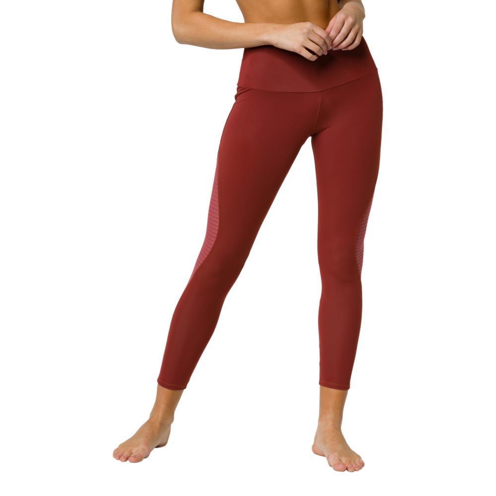 Onzie Women's Shape Midi Leggings PINECONE