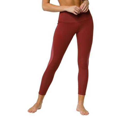 Onzie Women's Shape Midi Leggings Pinecone