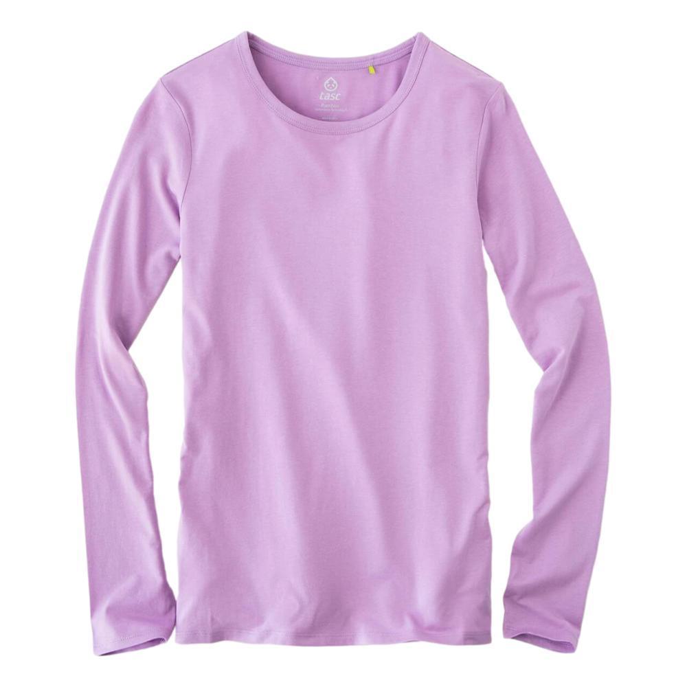 tasc Women's NOLA Crew Neck Long Sleeve Shirt LUPINE_537