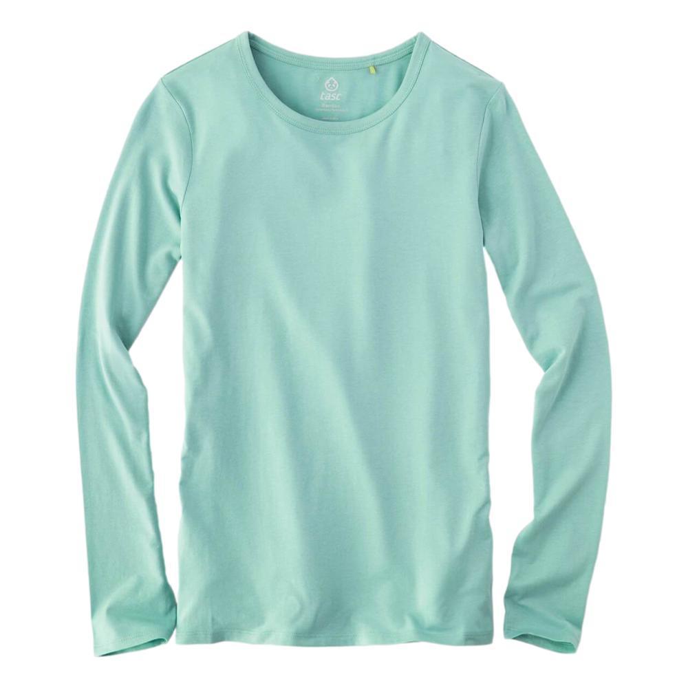 tasc Women's NOLA Crew Neck Long Sleeve Shirt SHLWATERS_449