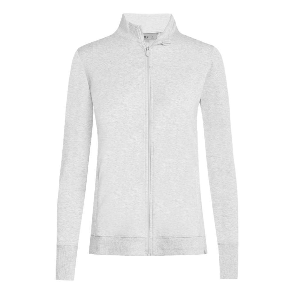tasc Women's NOLA Essential Jacket HTHRGRAY_007