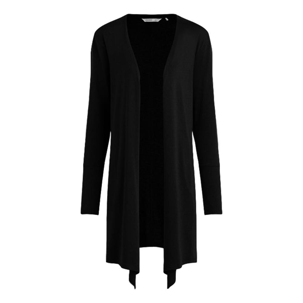 tasc Women's Balance Cardigan BLACK_001