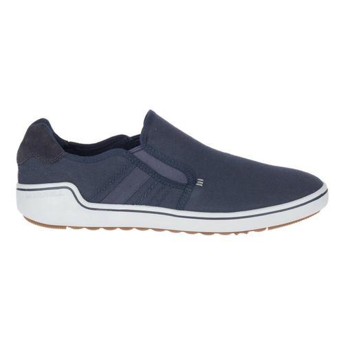 Merrell Men's Primer Laceless Canvas Shoes Navy