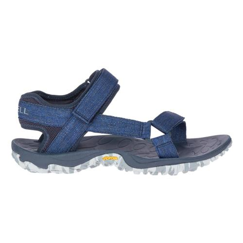 Merrell Men's Kahuna Web Sandals Navy.Eco