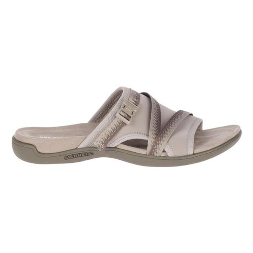 Merrell Women's District Muri Slides Moon