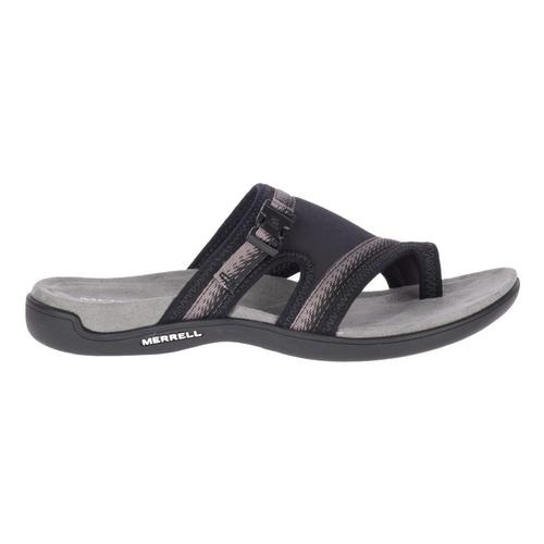 Merrell Women's District Muri Wrap Sandals Blk.Chrc