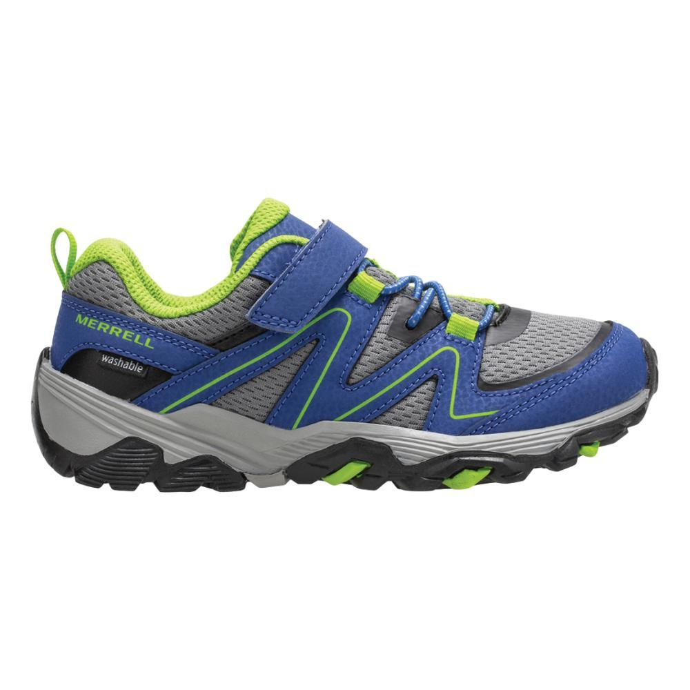 Merrell Kids Trail Quest Shoes BLUEGRN
