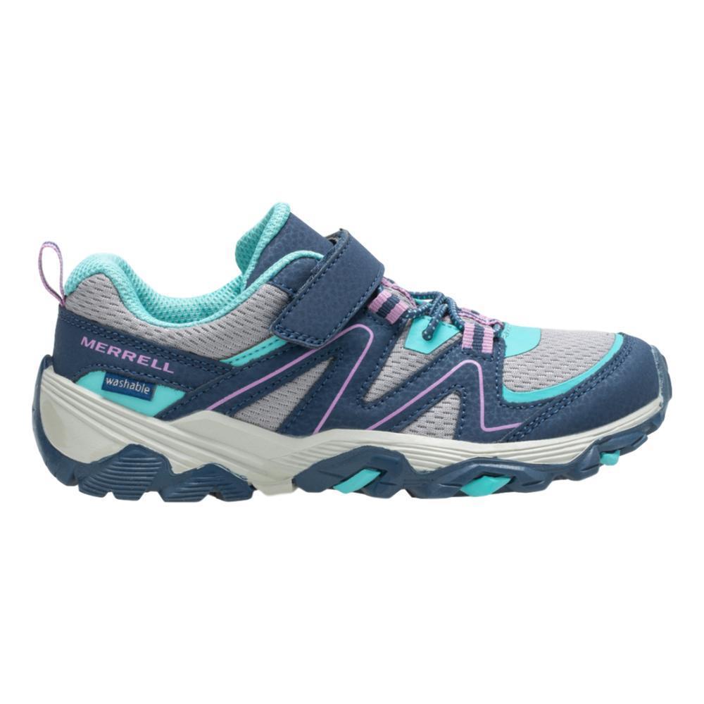 Merrell Kids Trail Quest Shoes NVYGRYTRQ
