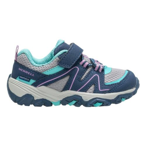 Merrell Little Kids Trail Quest Jr. Shoes Nvygrytrq