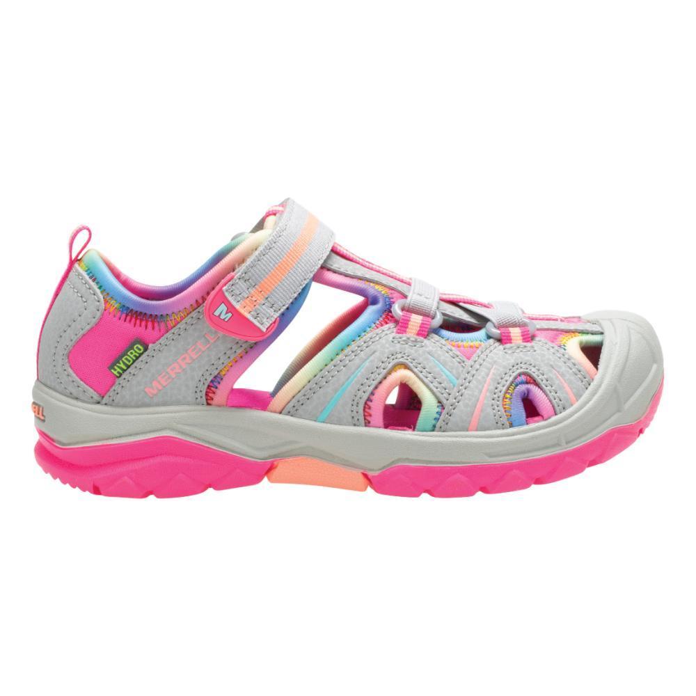 Merrell Kids Hydro Sandals GREYMLTI
