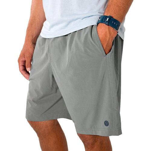 Free Fly Men's Lined Breeze Shorts Cement102