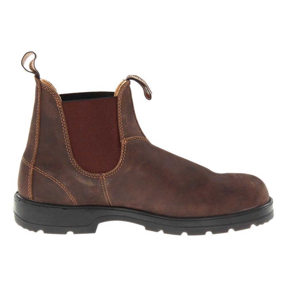 Blundstone Men's Super 550 Chelsea Boots RUSTICBRN