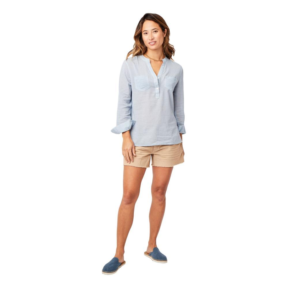 Carve Designs Women's Dylan Gauze Shirt IRIS_499