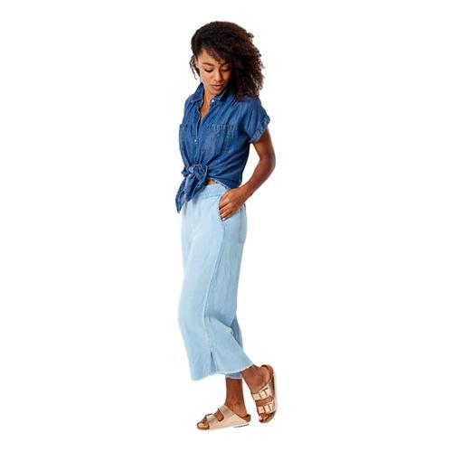 Carve Designs Women's Riley Pants Chambray_574