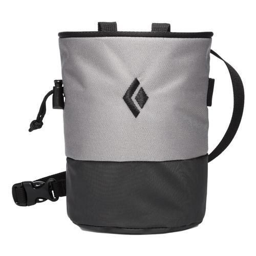 Black Diamond Mojo Zip Chalk Bag Ash_slate