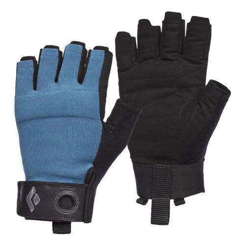 Black Diamond Crag Half-Finger Gloves Astral_blue