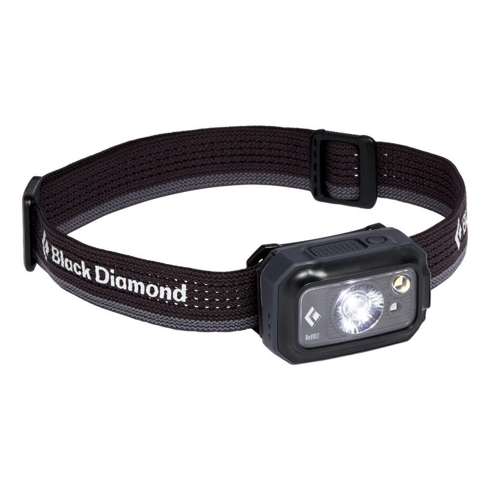 Black Diamond Revolt 350 Rechargeable Headlamp GRAPHITE