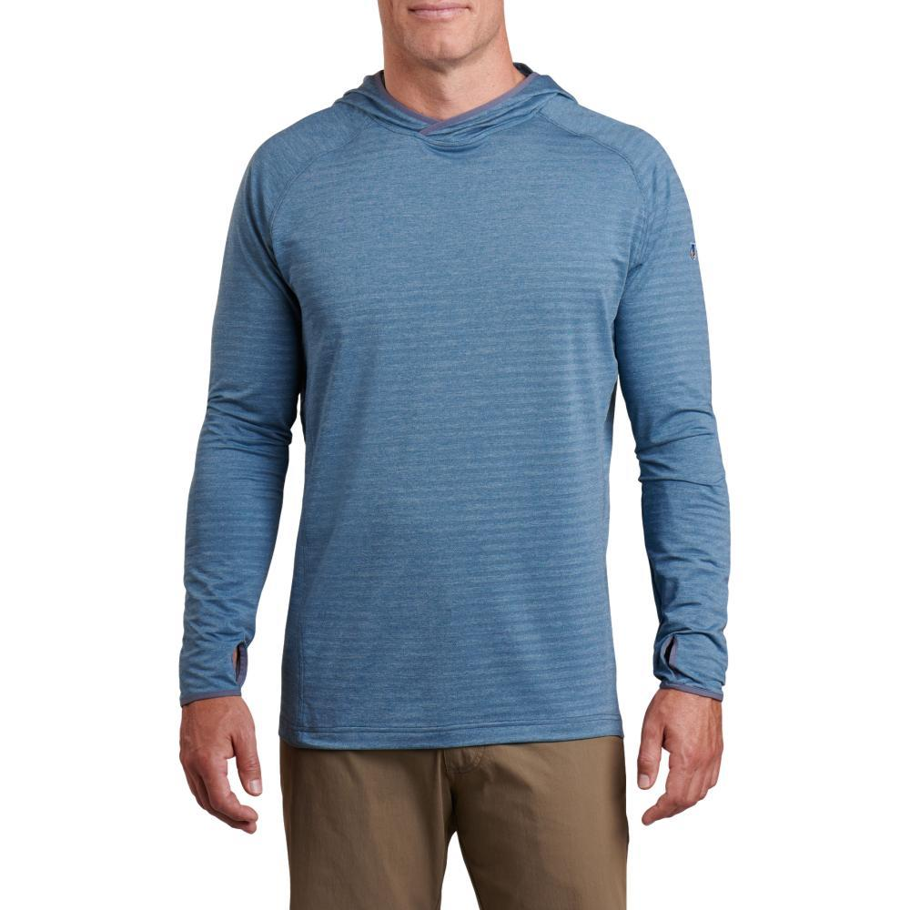 KUHL Men's AirKuhl Hoody MARLINBLUE
