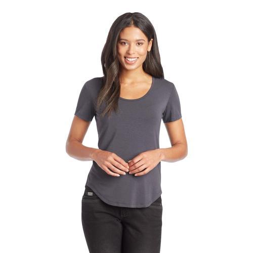 KUHL Women's Venture Short Sleeve Shirt Shadow