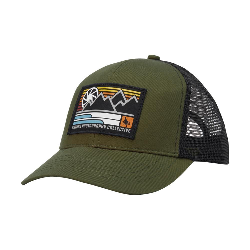 HippyTree Shutterpoint Hat ARMY
