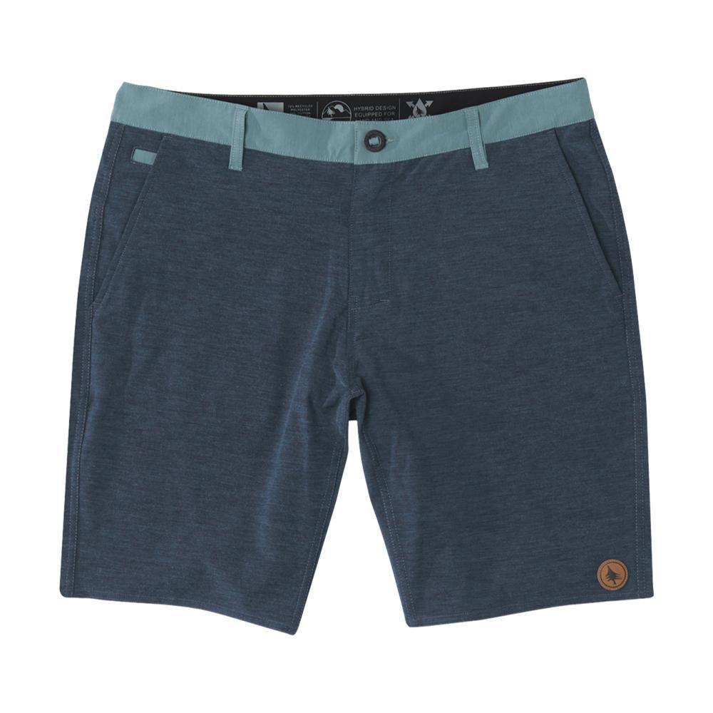 HippyTree Men's Basin Hybrid Shorts NAVY