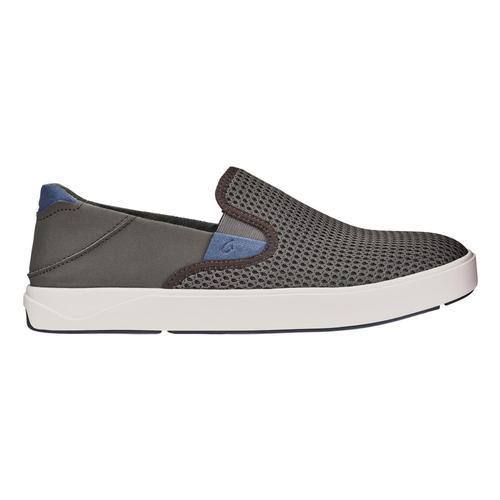OluKai Men's Lae'ahi Slip On Sneakers Pvmt.Pvmt_pvpv