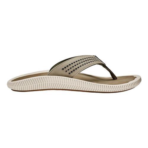 OluKai Men's Ulele Beach Sandals Cly.Mstg_1013